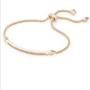 Ott Bracelet in gold